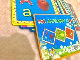 Buku anak (buku edukasi anak)