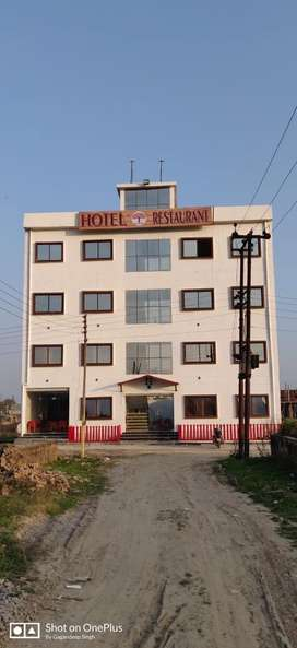 Hotel,Restaurant and Pg rooms availabe