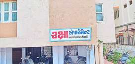 3 BHK Apartment Raksha Apartment For Sell