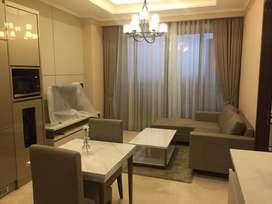 Untuk Disewa Apartment District 8 SCBD 1BR Full Furnished Middle Floor
