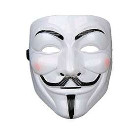 Topeng Anonymous Style