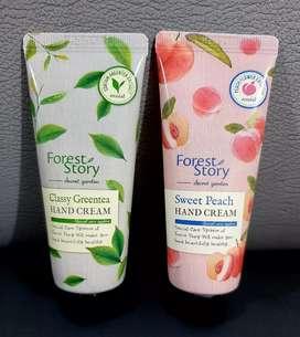 Murah - Hand cream krim tangan merk Forest Story made in Korea