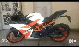 KTM rc , brand new condition