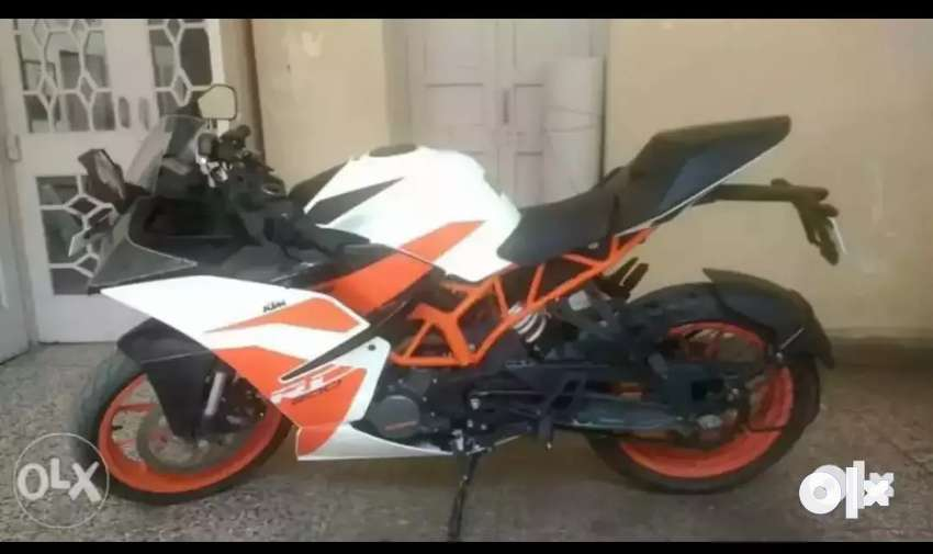 KTM rc , brand new condition 0