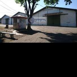 Gudang makanan luas 12.000 m2 kekuatan 5 ton  - The EdGe Bubutan