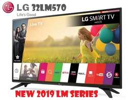New 2019 LG Smart TV LM Series WebOS 4.0 with Aux & Optical Audio Out
