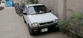 Suzuki Mehran Total Genuine 2010/11 model