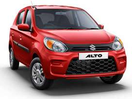 Brand new Alto available for travel