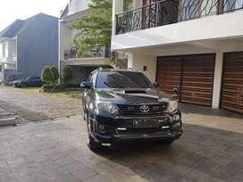 Dijual Toyota New Fortuner G TRD VNT 2.5 Auto Matic 2014