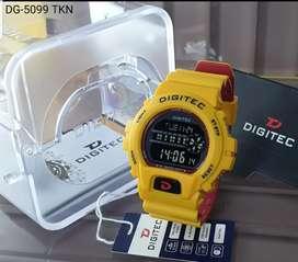 Jam Tangan Digitec MDG-5099T Authentic