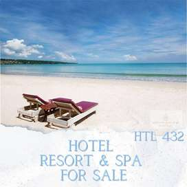 HTL 432 For sale hotel at Jimbaran Bali