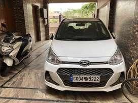 Hyundai Grand i10 2019 Petrol 6900 Km Driven