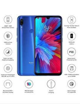 I want to sale my Redmi Note 7s(Sapphire Blue)4gb-64gb in New Cndition