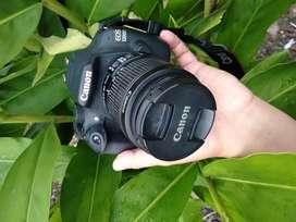 Kamera DSLR Canon 1200D Monggo yang minat cuman 2.3 juta kkk kkkkk