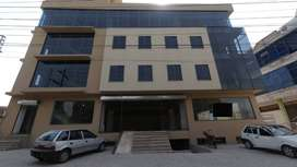 Fully-Equipped Commercial Plaza For Rent In Airport Road Rawalpindi