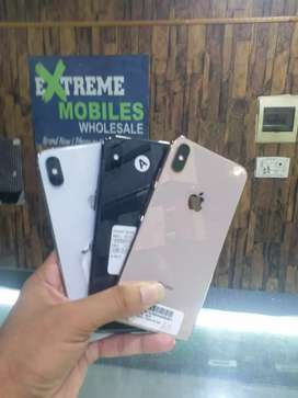 iphone xs max 64gb/256gb brand new mobile 10by10 condition