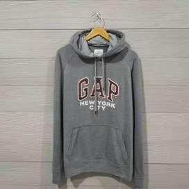 hoodie gap bekas import