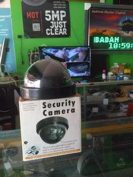 CCTV PALSU DUMY DUMMY LED BERKEDIP BATRE
