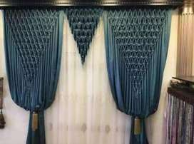 Curtains fittings service available