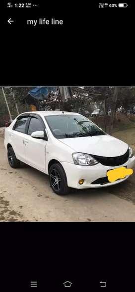 Toyota Etios 2016 Diesel Good Condition