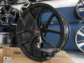 VELG RACING MOBIL CAMRY RING 18X8 PCD 5X114 HSR WHEEL