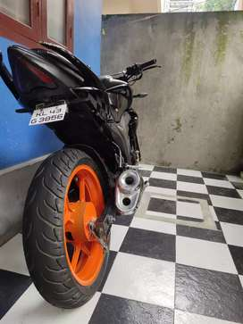 Suzuki gixxer sale or exchange with scooter or bike