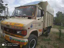 407 vehicle  with box