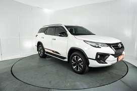 Toyota Fortuner 2.4 VRZ AT 2018 Putih