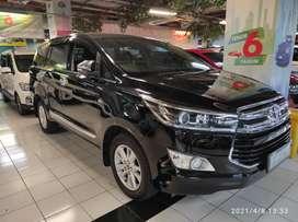 Toyota kijang innova Q automatic hitam full ori 2016 surabaya