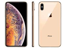 NEW CONDITION iPHONE XS MAX GOLD