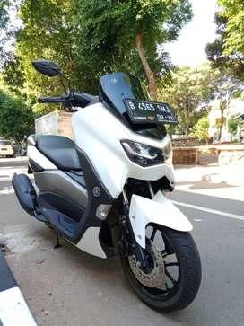 Yamaha Nmax pmk 2021 plat Dki n-max