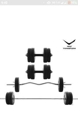 Home workout set