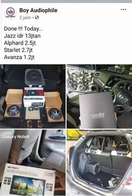 Paket SQ on Jazz Rs 2018 | Dsp Prosesor