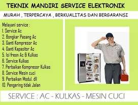 Service Kulkas Ac Mesin cuci | Bongkar pasang Ac | Kompor tanam