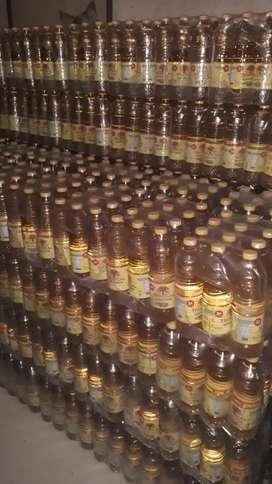 Minyak tropical botol 1 liter