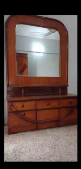 Wooden dressing table in good condition ...