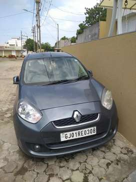 Well maintained Renault pulse Rxl for sale in grey colour
