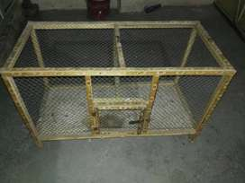 New Condition Woden cage For Sale