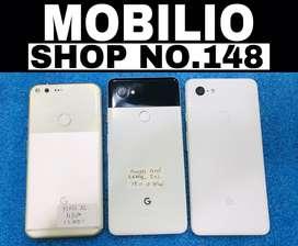 Google pixel XL/ Google pixel 2 XL/ Google pixel 3 XL.