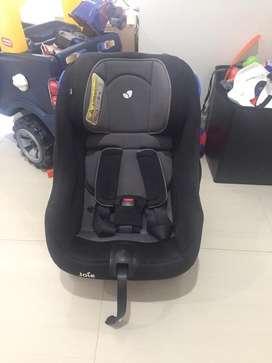 Preloved Car seat Joie steadi moonlight