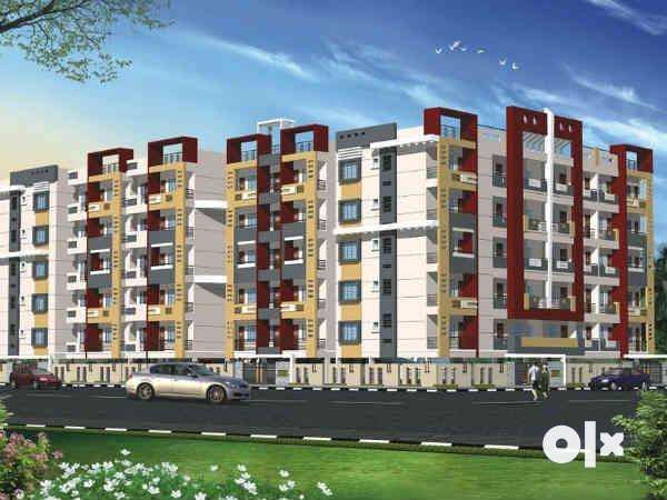 At Patancheru Gated Apart 2,3 Bhk flats for sale 0