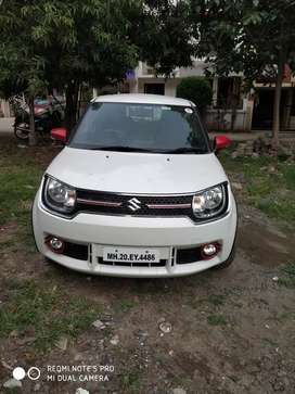 Maruti Suzuki Ignis model of October 2018, only 10mnths used,3yr wrnty