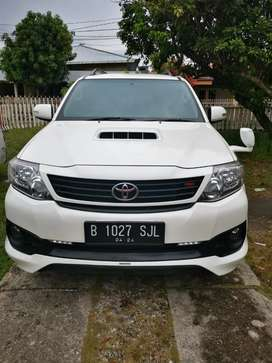 Fortuner G TRD Sportivo Diesel Automatic