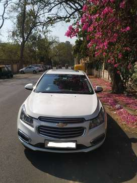 Chevrolet Cruze 2017 Diesel Brilliant Condition