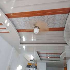 PEMBORONG PLAVON PVC GYBSUM DESAIN MINIMALIS KUALITAS SUPER