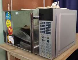 IFB 20 L Convection,Microwave Oven,Metallic Silver, With Starter kit