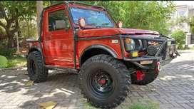 Jimny 4x4 1989 spek OFF Road