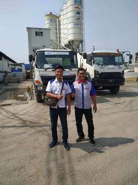 Rental / Sewa Truck Mixer 7m3, 5m3 & 3m3