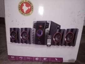 INtex  Best soundbar home theatre 4 speakers
