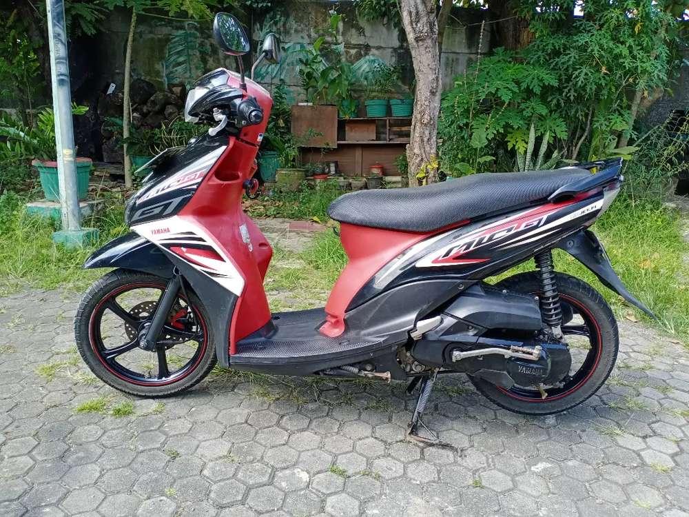 Yamaha mio gt thn 2014 pajak klewat